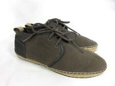 UGG Mens Chuck Canvas Sneaker 1010116 Size: 11