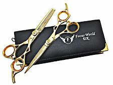 Professional Barber Hairdressing Scissors Hair Cutting Shears 5.5'' Japanese