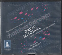 David Mitchell Number9Dream 14CD Audio Book Unabridged Tokyo Trilogy 1 FASTPOST