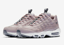 197ef89b379 Nike Air Max 95 SE Running Shoes Particle Rose/black/white Aq4129 600 Size