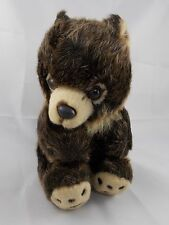 """Forest Young 'Uns Bear Plush 10"""" Gibson Greetings Stuffed Animal"""