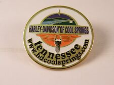 HARLEY DAVIDSON OF COOL SPRINGS TENNESSEE DEALERSHIP PIN