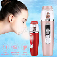 Portable Beauty Tool Nano-Ionic Mist Spray Cool Sprayer Skin Mister Water