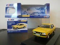 Vanguards  Ford Cortina MkIV 2.0 S   (Signal Yellow)     VA11905     RARE
