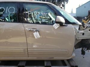 14-17 Fiat 500L OEM Beige Front Right Passenger Door Shell