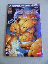 Fantastic Four 10  . Marvel France .  1998 -   BE / TBE