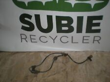 2000-06 SUBARU BAJA FORESTER LEGACY PASS FRONT ABS SPEED SENSOR RH PN 27540AE020