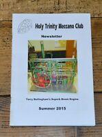 Holy Trinity Meccano Club Newsletter Summer 2015