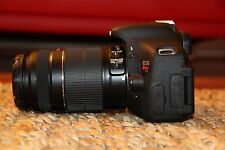 Canon EOS Rebel T3i / 600D 18.0 MP SLR with 55-250mm IS Lens Kit. Freeshipping