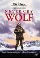NEVER CRY WOLF DISNEY DVD NEW