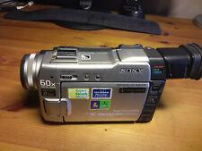 Sony Handycam, Digital Video Camera Recorder DCR-TRV9E PAL plus Zubehörpaket