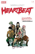 Boom Studios! Heartbeat #1 Cover A Llovet