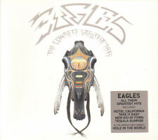 2-CD-Eagles/Complete Greatest/ 33 Songs/Remaster 2003/Germany