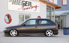 Rieger Seitenschweller für Opel Astra F 3-türer/ 5-türer