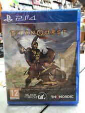 Titan Quest Ita PS4 NUOVO SIGILLATO