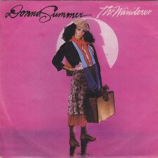 "DONNA SUMMER - the wanderer 7"""