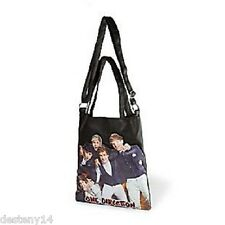 One Direction Girl's Crossbody Tote Bag Niall Liam Harry Louis Zayne