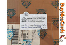 2011 Bowman Draft Prospects Draft Picks & Prospects 12 box Sealed Case Trout RC?