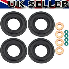 Set For Ford Transit MK7 2.2 2.4 TDCi 06-11 Fuel Injector Seal Washer O Ring