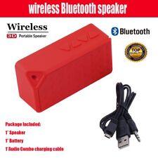 Portable Wireless Bluetooth Speaker 3D Stereo Super Bass Speakers Sound US BT