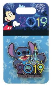 2019 Disney WDW Stitch Pin Rare