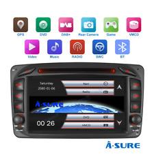 """GPS 7"""" AUTORADIO DVD für Mercedes Benz C-Klasse Viano Vito W639 W203 A W168 DAB+"""