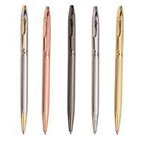 Rose-Gold Kugelschreiber mit Style Black Ink-Werbeartikel-Kugelschreibe