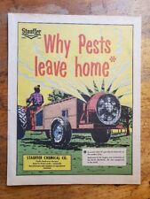 WHY PESTS LEAVE HOME