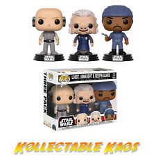 Star Wars - Lobot, Ugnaught and Bespin Guard Pop! Vinyl Figure 3-Pack(RS)