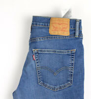 Levi's Strauss & Co Hommes 511 Slim Jeans Extensible Taille W32 L34 APZ368