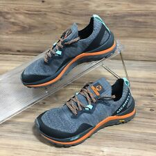 MERRELL Womens Mag -9 Shock Absorbers Athletic Sneakers Shoes Gray Size 7.5 New