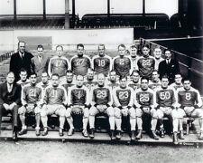 NY Giants  - 1934 National Football League Champions, 8x10 Team Photo
