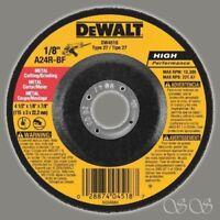Dewalt DW4518 60 Pack 4-1/2-Inch by 1/8-Inch by 7/8-Inch General Purpose Metal