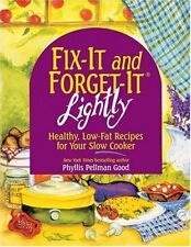 Fix-It & Forget-It Lightly: Healthy Low-Fat Recipe