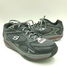 Skechers SHAPE UPS UOMO 13 XT BLACK Fitness Tonificanti Scarpa 52000/BLK NUOVO