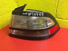 2008 Saab 9-3 02-2015 1.9 TiD 150HP OSR Black Rear Tail Light Lamp NextDay#16467