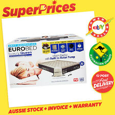 EUROBED QUEEN LUXURY◉EURO BED◉NEW TUFF-TEX◉SELF INFLATE◉As Seen On TV◉PICKUP