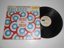 LP-BAILANDO CON LOS REYES DE LA SALSA ON DELUJO REC.(Monstrous Guaguanco Tracks)