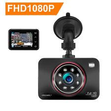 Greenbelt Dash Cam 1080P Fhd Dvr Car Driving Recorder Superior Night Vision