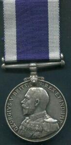 Medal Long Service & Good Conduct Medal GV Royal Navy Sick Berth Petty Officer