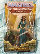 2011 HE-MAN CLASSICS MOTU MASTERS of the Universe Queen Marlena Cringer  sealed