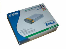D-Link DES-1005D Switch 5 Porta 10/100 Mbps Nuovo 10