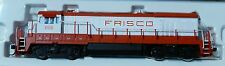 Atlas N #49979 Diesel GE B30-7 Powered w/Decoder -- Frisco #866 (red, white)