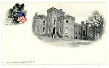 West Point NY - MESS HALL - Arthur Livingston Private Mailing Card Postcard PMC