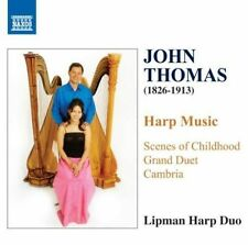 Thomas Harp Music Scenes of Childhood 0747313037278 CD