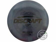NEW Discraft ESP Buzzz 175-176g Dark Gray Black Stamp A Midrange Golf Disc