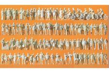 Preiser 16337 HO 1/87 Voyageurs et Passants 120 figurines
