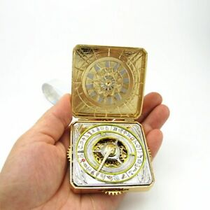 His Dark Materials Alethiometer Golden Compass Keychain Christmas Gifts