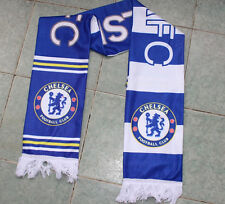 New Chelsea Football club Soccer Scarf Neckerchief Fan Souvenir gift