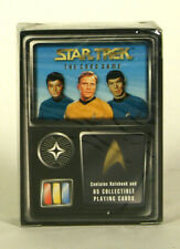 Star Trek  The Card Game CCG Starter Deck by Fleer